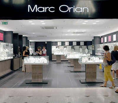 Bijouterie Marc Orian