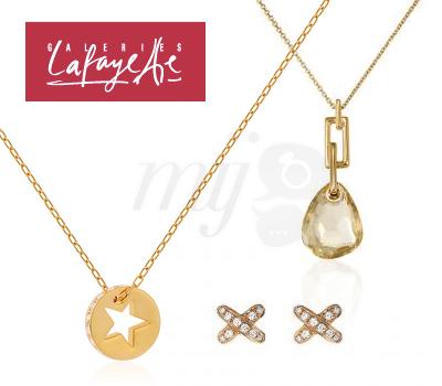 Bijoux en Ligne - Galeries Lafayette