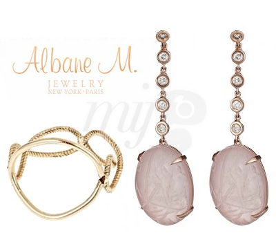 Bijoux pour Noël - Albane M