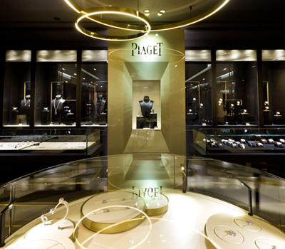 Boutique Piaget - Printemps du Luxe Paris