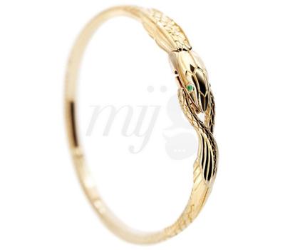 Bracelet Ouroboros Terre - Caspita