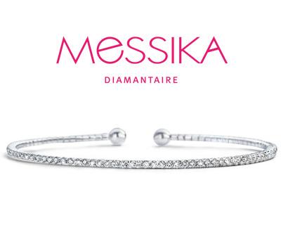 Bracelet Skinny de Messika avec des diamants
