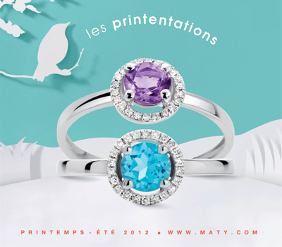 Catalogue promo des bijoux Maty