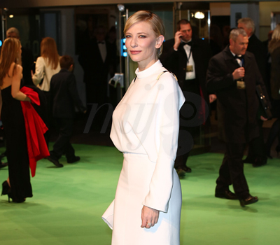 Cate Blanchett Bague Van Cleef & Arpels - Tim Whitby Getty Images