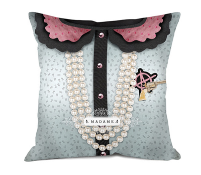 Coussin Madame Collier.