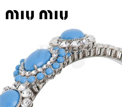 Headband Bijou - Miu Miu