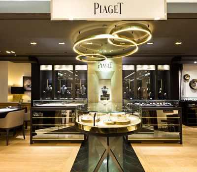 Joaillerie Horlogerie Piaget - Paris Haussmann