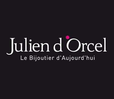 Logo du bijoutier Julien d'Orcel