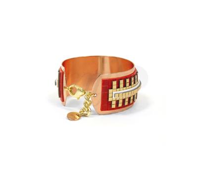 Bracelet Manchette Valentine - Hirschell 2013