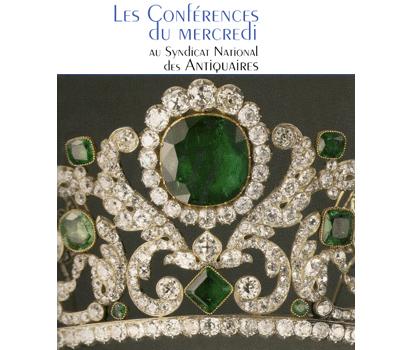 Diadème Émeraudes Duchesse Angoulême - Diamants de la Couronne de France