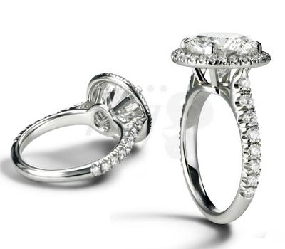 Bague Diamant Cartier Destinée