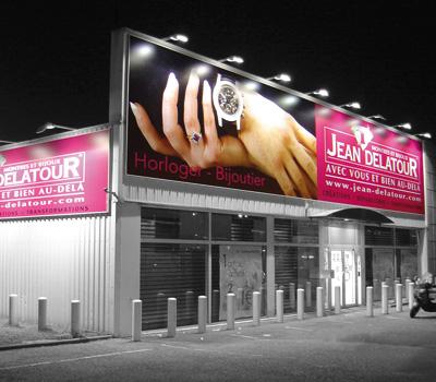 Boutique Jean Delatour bijouterie