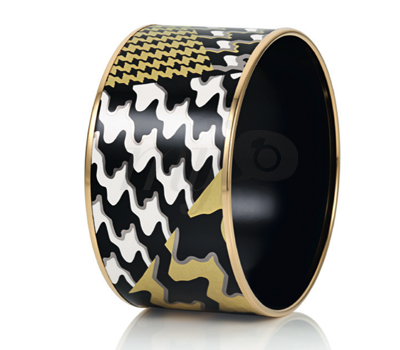Bracelet Pepita Rose Pied de Coq - Frey wille