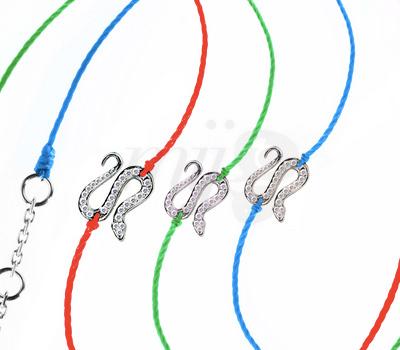 Bracelet Sneaky Pavé Diamants - Redline