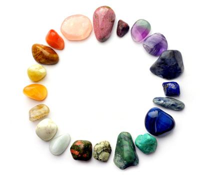 Lithothérapie aux pierres pour les soins