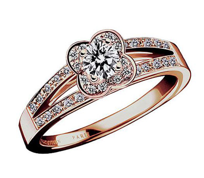 Mauboussin collection Chance of love