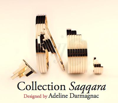 Saqqara JEM by Adeline Darmagnac