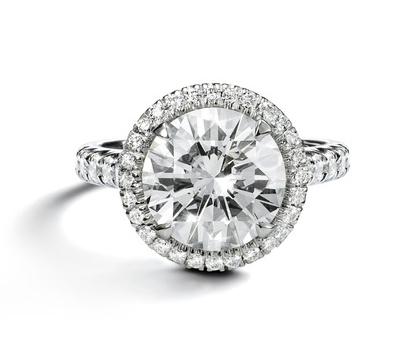 Solitaire Diamants Destinée - Cartier