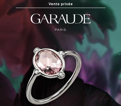 Vente Privée Bijoux Garaude Paris