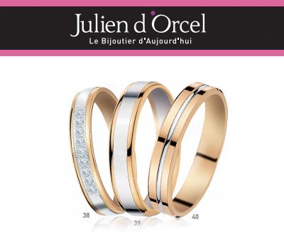 Alliances or Julien d'Orcel