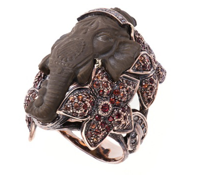 Bague Ganesh Runa Jewellery