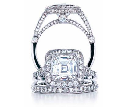 Bague de fiançailles Tiffany Legacy