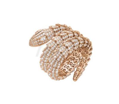 Bracelet Serpenti Joaillerie Bulgari