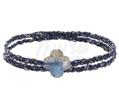 Bracelet Sorbets Acidulés Raisin Noir - Morganne Bello