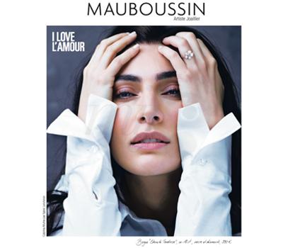 Campagne Bijoux Caterina Murino - Mauboussin