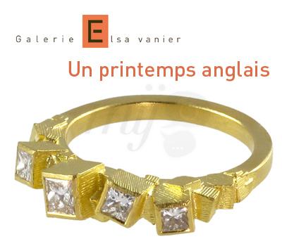 Exposition Un Printemps Anglais - Elsa Vanier