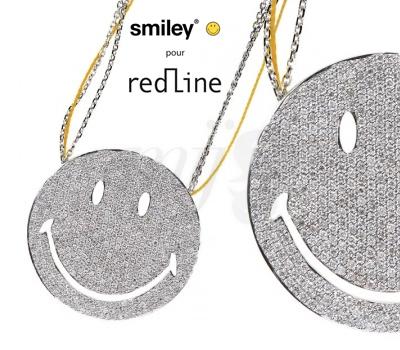Smiley Redline Diamants