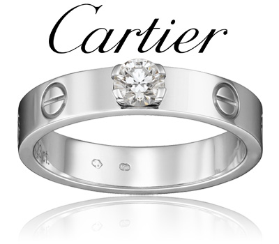 engagement ring settings bague de fiancaille cartier femme. Black Bedroom Furniture Sets. Home Design Ideas