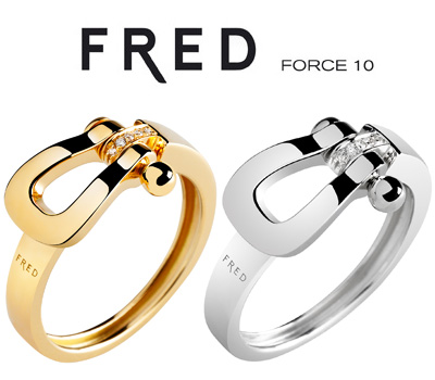 bague or fred