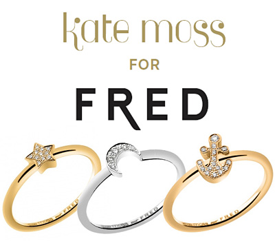 Bague Fred Kate Moss