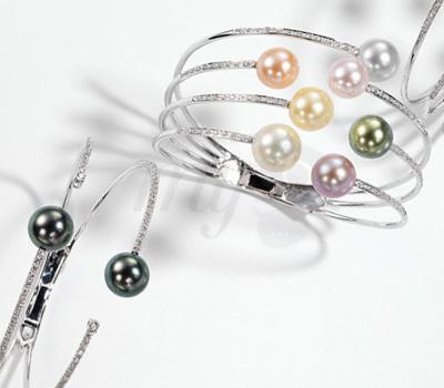 Bijoux Comètes Perles - Técla
