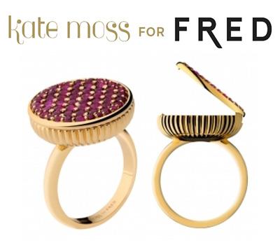 Bijoux Kate Moss de Fred