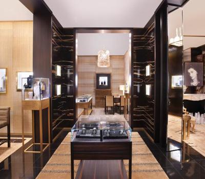 Boutique Chanel Joaillerie avenue Montaigne