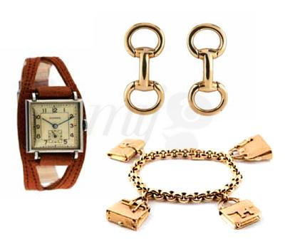 Bijoux Hermes Vintage - Vente aux Enchères