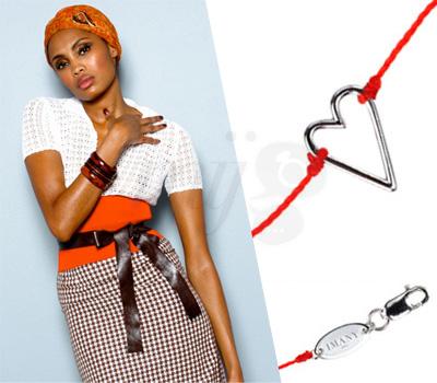 Bracelet Coeur Imany pour Redline