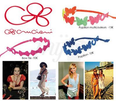Bracelets Cruciani C