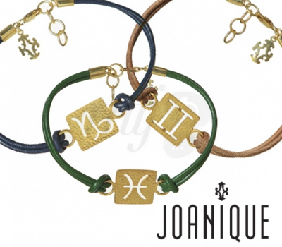 Les bijoux zodiaque de joanique