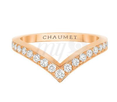 Alliance Diadème Joséphine avec diamants de Chaumet