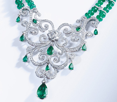 Bijoux Danses Fantasques de Fabergé