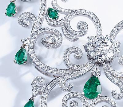 Collier Danses Fantasques de Fabergé