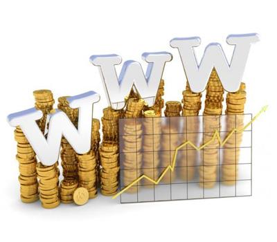 La vente d'or en ligne