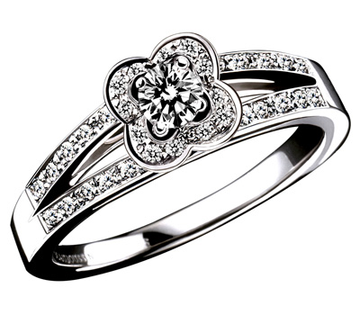 Optez Pour Une Bague Diamant Mauboussin Made In Joaillerie