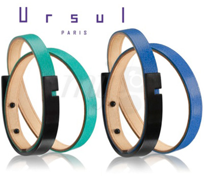 Bracelet U-Turn Twice de Ursul Paris