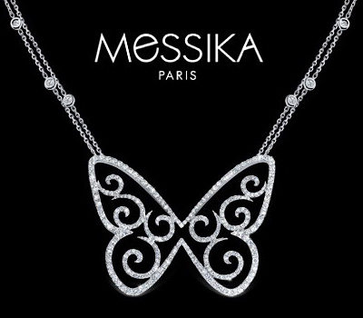 Collier Messika Papillon