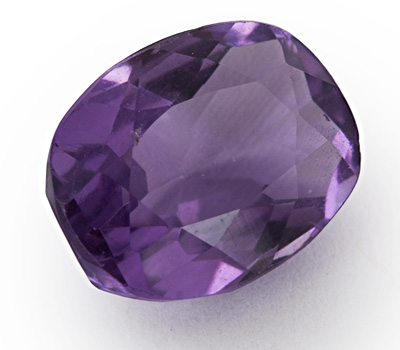 Améthyste : pierre fine violette
