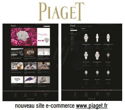 Vente en ligne Piaget